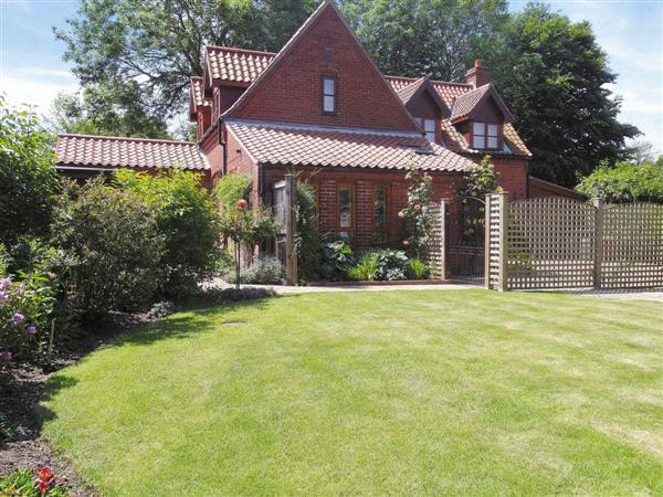The Garden Apartment in Norfolk
