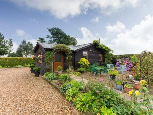 The Garden Cottage in Lancashire