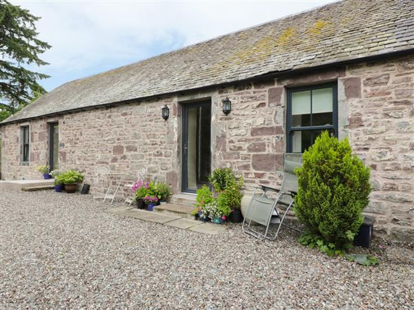 The Garden Cottage in Perthshire