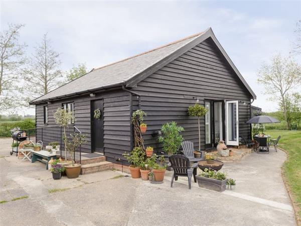The Garden House in Suffolk