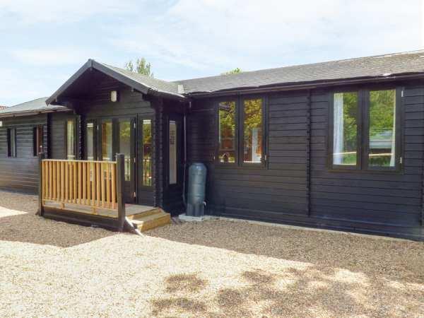 The Garden Lodge in Norfolk