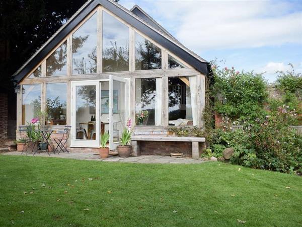 The Garden Retreat in Hampshire