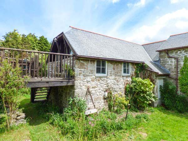 The Garden Studio in Cornwall