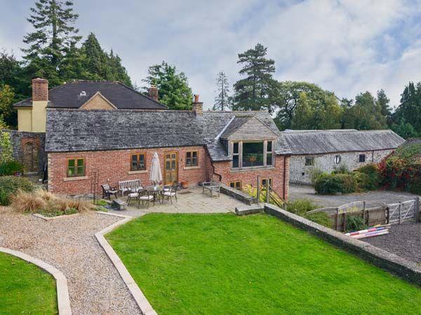 The Gardener's Cottage in Shropshire