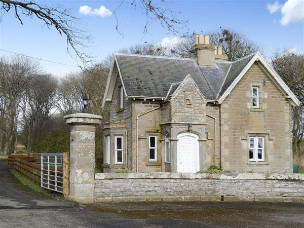 The Gate Lodge in Caithness