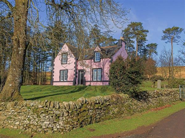 The Glen Farmhouse in Dumfriesshire