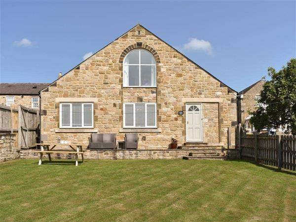 The Granary Cottage in Northumberland