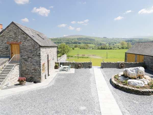The Granary in Denbighshire