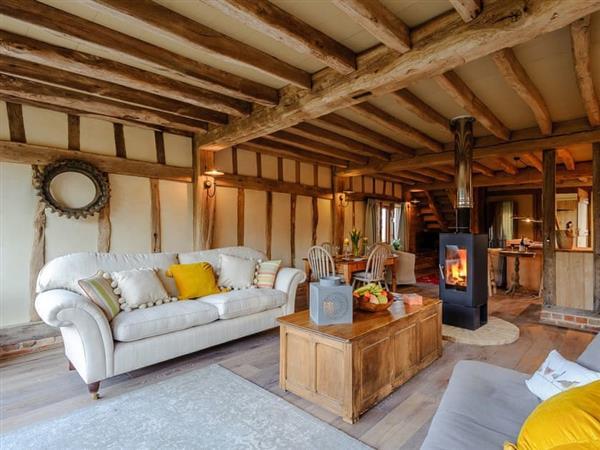 The Granary in Suffolk