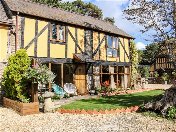 The Granary in Powys