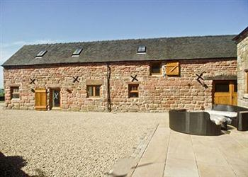 The Grange Holiday Cottage in Staffordshire