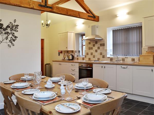 The Grange Holiday Cottages - Puffin Cottage in North Humberside