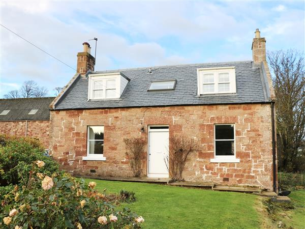 The Grieves Cottage in East Lothian