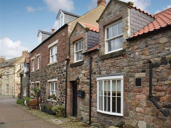 The Haven in Holy Island, near Berwick-upon-Tweed, Northumberland