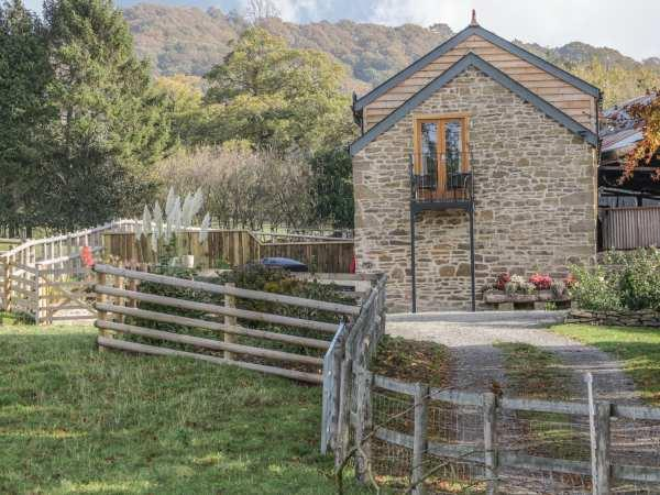 The Hay Loft in Shropshire