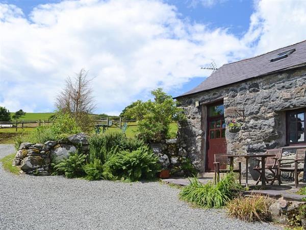 The Hayloft Barn in Gwynedd