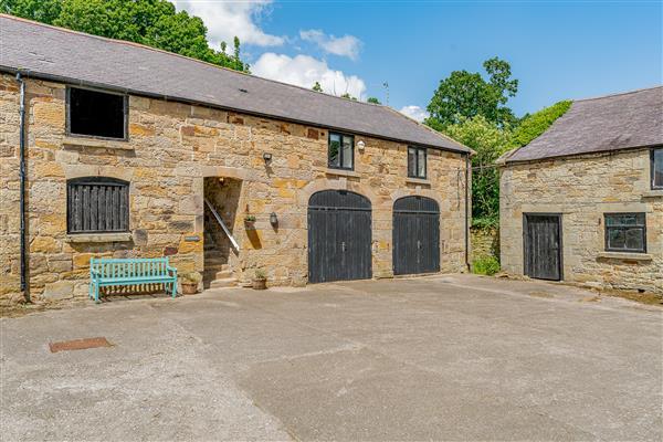 The Hayloft in Clwyd