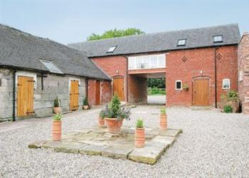 The Hayloft in Staffordshire