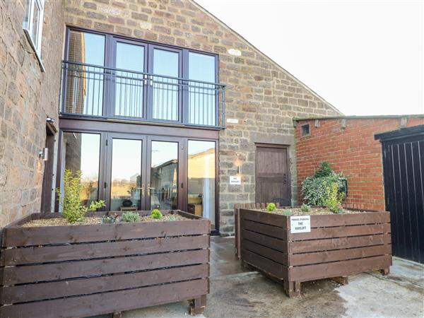 The Hayloft from Sykes Holiday Cottages