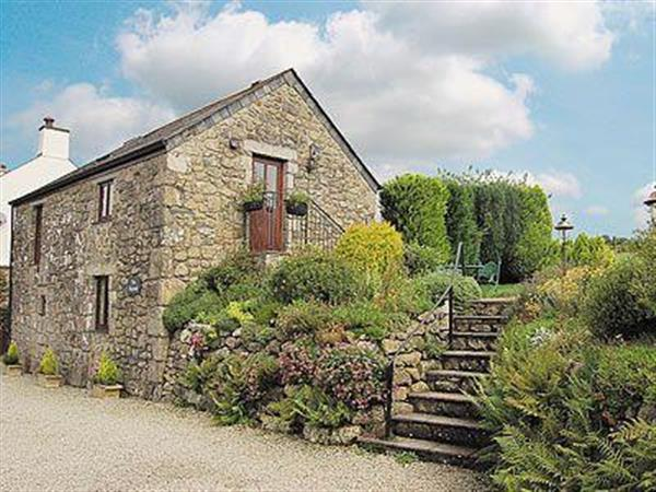 The Hayloft in Cornwall