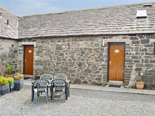The Hen Hoose in Wigtownshire