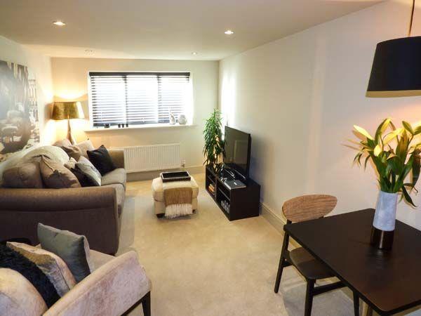The Hideaway Apartment 1 in Gwynedd