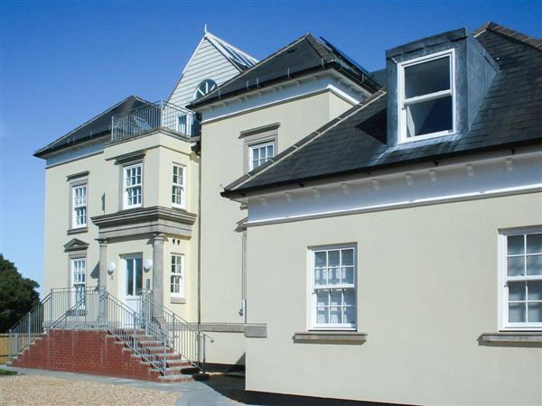 The Highlands - Highlands Apartment 3 in Isle of Wight