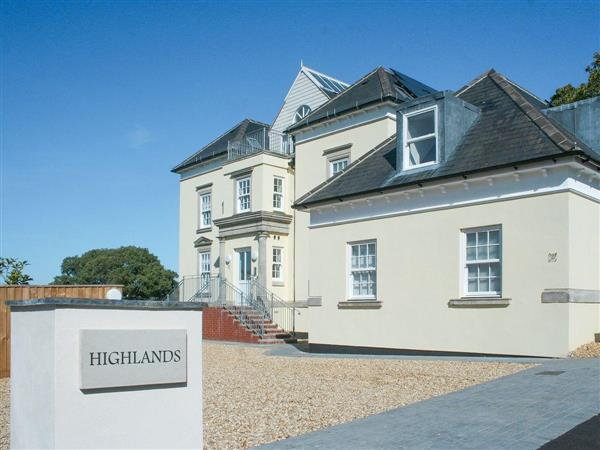 The Highlands - Highlands Apartment 4 in Isle of Wight
