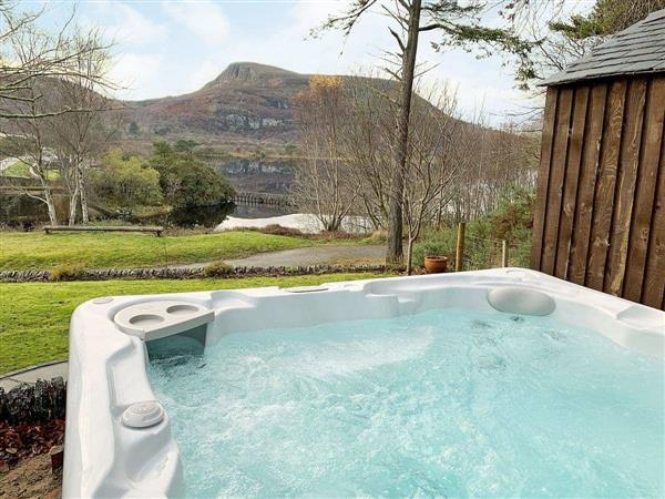 The Holiday Cottage in Sutherland