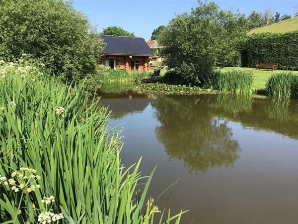 The Hollacombe Lodge, Lower Hollacombe, near Crediton