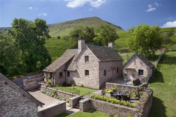 The House in the Hills in Powys