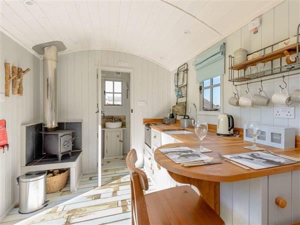 The Hut at Hole Farm in Alderbury,  Salisbury, England - Wiltshire