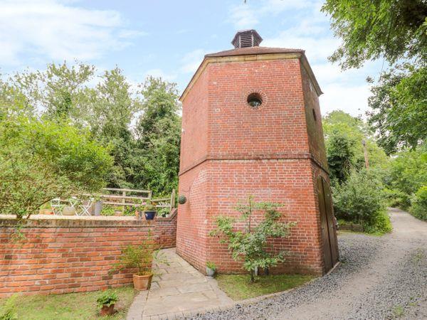 The Hyde Dovecote in Staffordshire