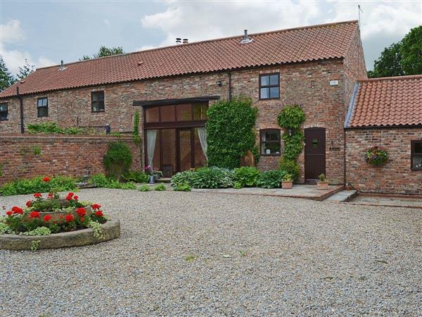 The Landings Cottage in North Yorkshire