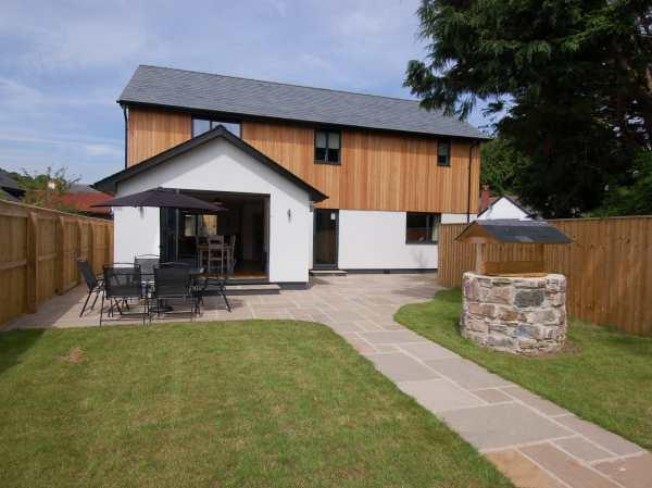 The Larches from Sykes Holiday Cottages