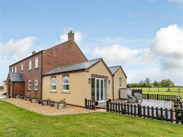 The Laurals, Westhouses, near Boston, Lincolnshire