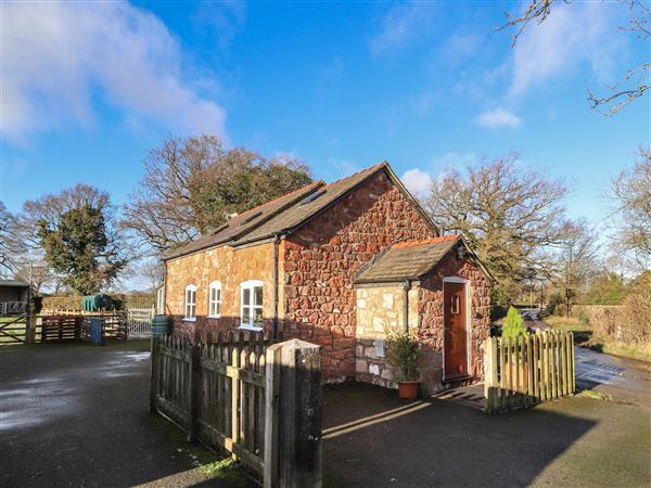 The Laurels Barn in Shropshire