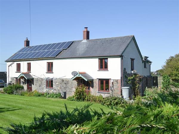 The Linhay in Devon