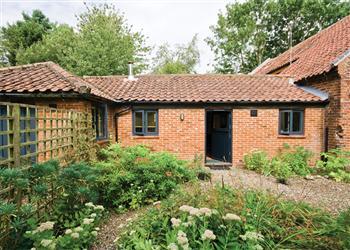 The Little Barn from Hoseasons
