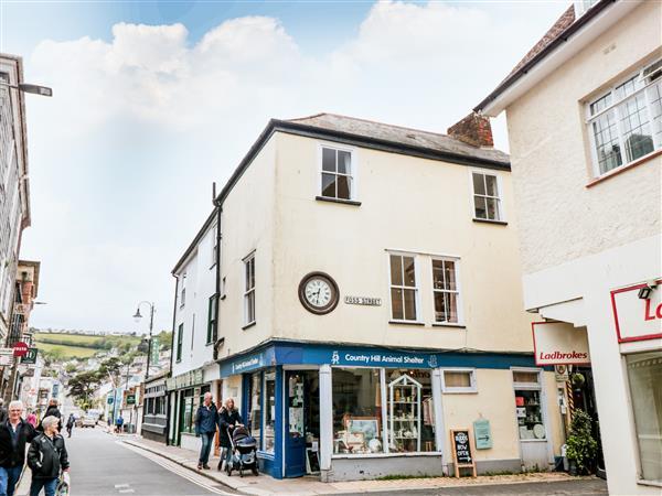 The Little Clock House, Dartmouth