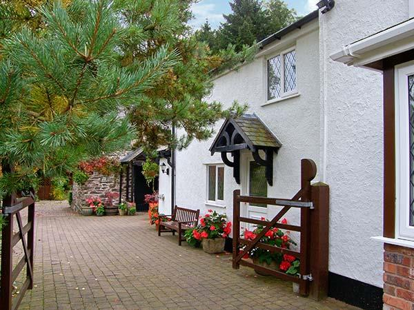 The Little White Cottage in Denbighshire