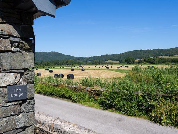 The Lodge, Cartmel - Cumbria