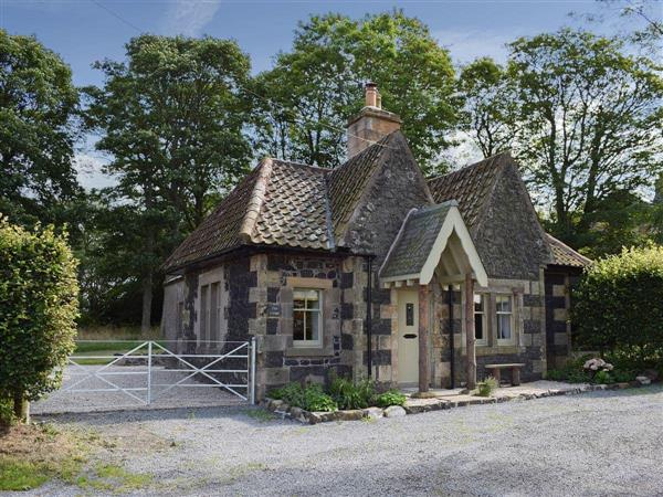 The Lodge Cottage in Arn, near St Andrews, Fife