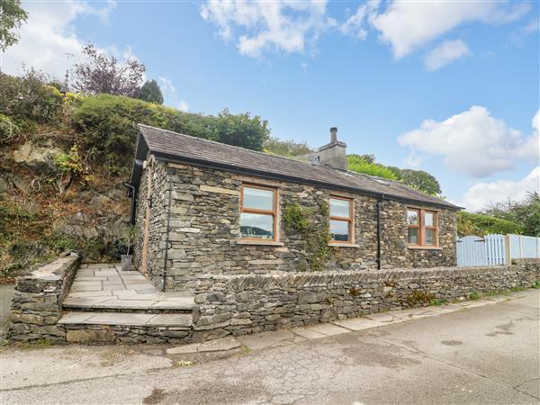 The Lodge in Cumbria