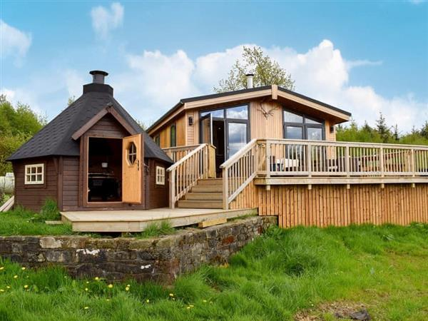 The Lodge in Drymen, near Loch Lomond, Glasgow, Lanarkshire