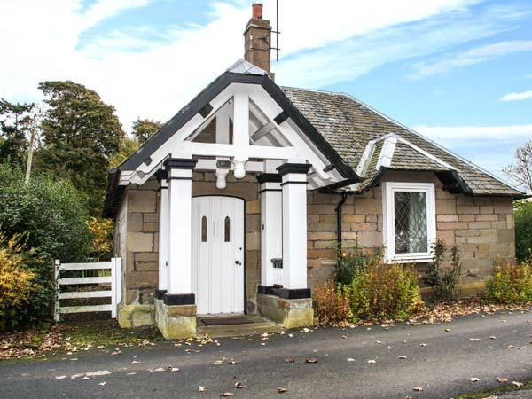 The Lodge in Northumberland