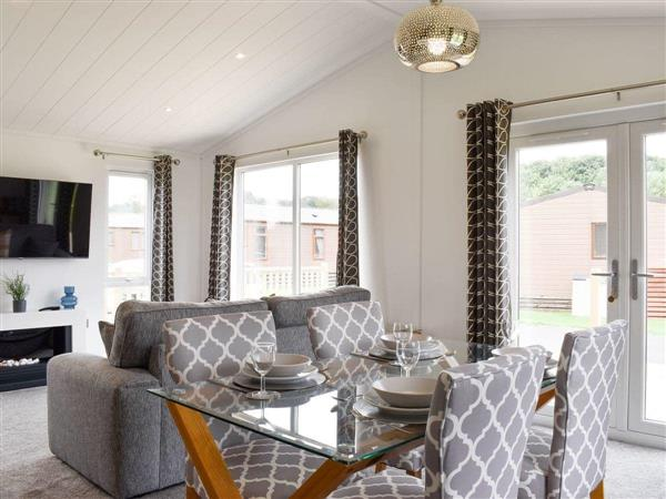 The Lodge at Bridlington Links in North Humberside