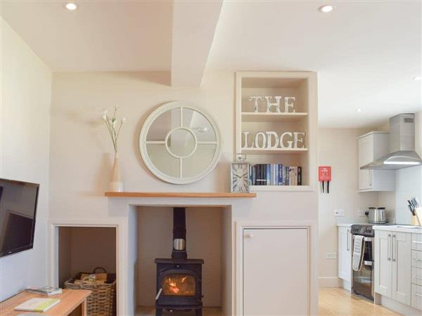 The Lodge at Elmley Meadow in Worcestershire