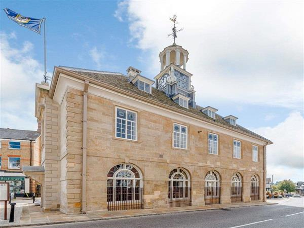 The Loft at Brackley Town Hall in Northamptonshire