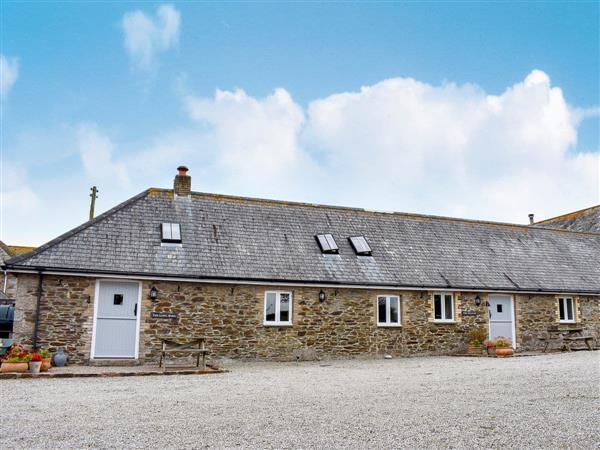 The Long Barn in Cornwall